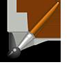 Инструмент Кисть и его параметры
