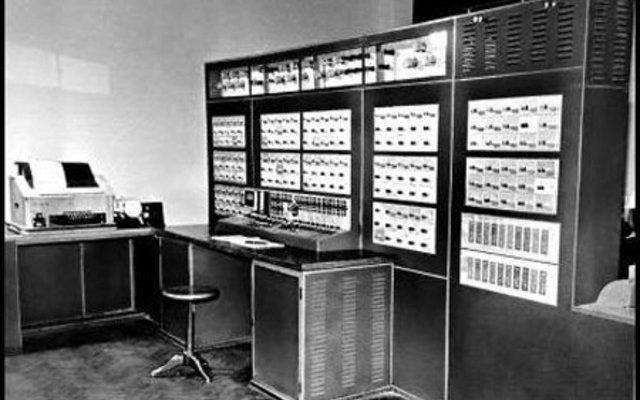 «Сетунь» — единственный серийный троичный компьютер.