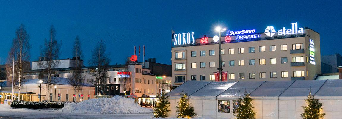 Командировка в Финляндию, часть 4 — город Mikkeli