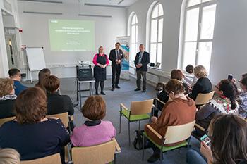 Мастер-классы финского профессионального колледжа ESEDU