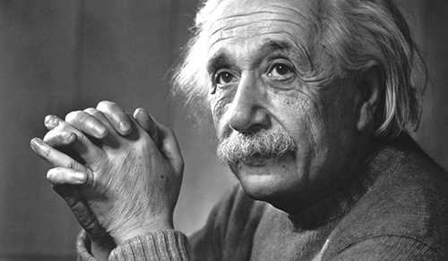 Альберт Эйнштейн — цитаты, статьи, притчи.